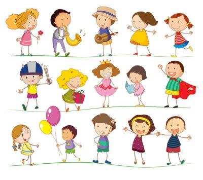 Obraz Smíšené děti