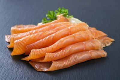 Obraz Smoked Salmon