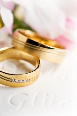 Obraz Snubní prsteny, snubní prsteny