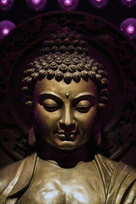 Obraz socha Buddhy