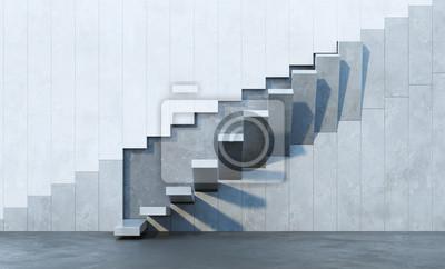 Obraz stairs leading upward