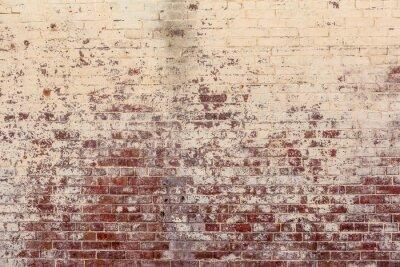 Obraz Staré cihlové zdi v pozadí