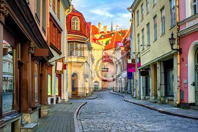 Staré město Tallinn, Estonsko