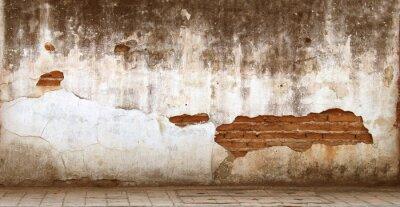Obraz Staré zdi