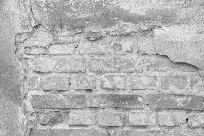 Obraz Starý jasny mur