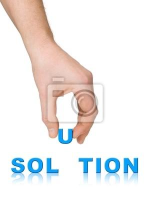 Straně a slovo řešení, obchodní koncept