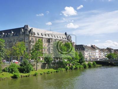 Štrasburk - Bâtiment La Gallia et Quai