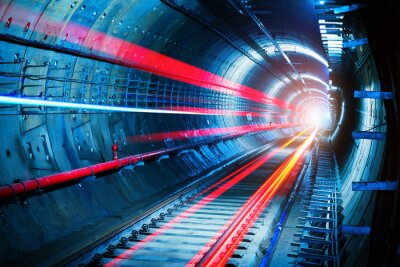 Obraz Subway Tunnel