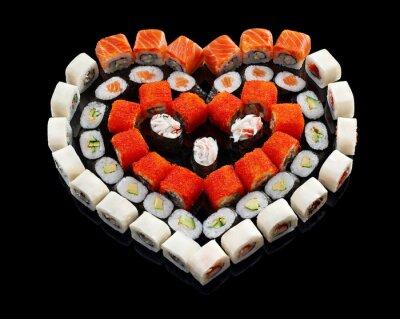 Obraz sushi set