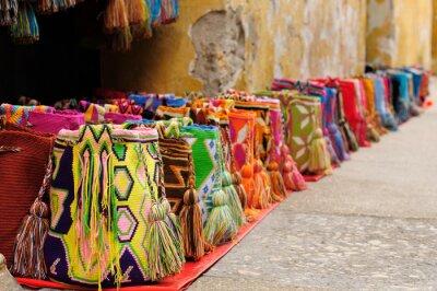 Obraz Suvenýry z Kolumbie