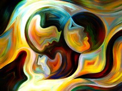Obraz Synergie Inner Paint