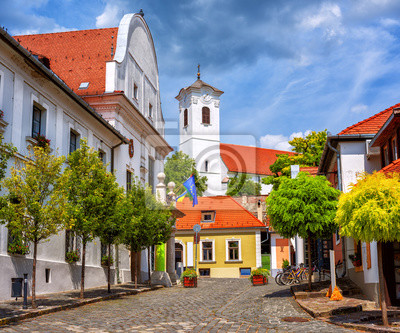 Szentendre medieval Old town, Hungary