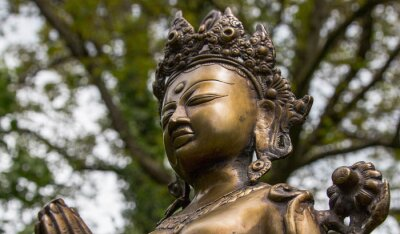 Obraz Tara-head, Nepál
