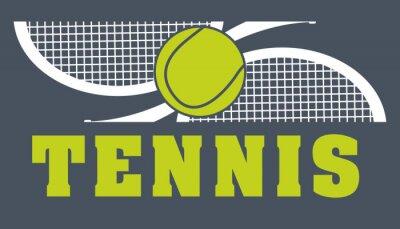Obraz tenis sportovní