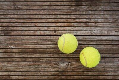 Obraz tenisové míče