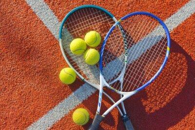 Obraz Tennis, Tennis Ball, Backgrounds.