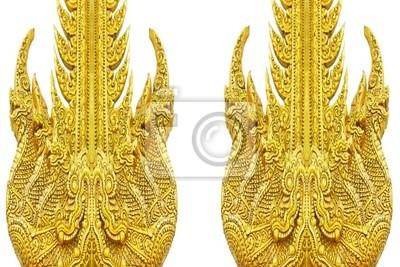 Obraz Tento zlatý král Nagas