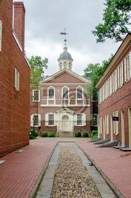 Tesařské Hall, Philadelphia