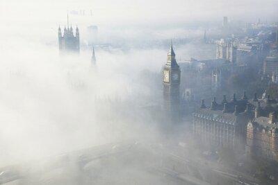 Obraz Těžká mlha hity Londýn