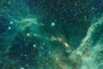 Obraz The region 30 Doradus lies in the Large Magellanic Cloud galaxy.