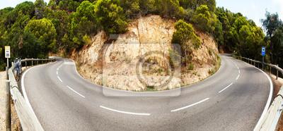 Tho silnice a dvě kola.