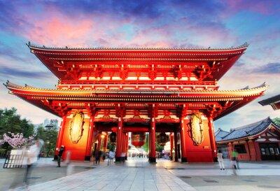 Obraz Tokio - Japonsko, Asakusa Temple
