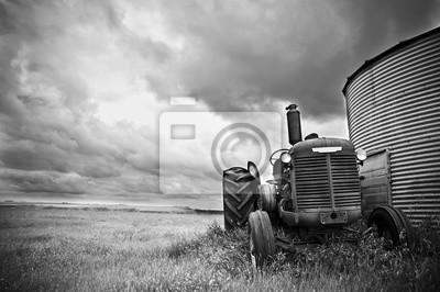 Obraz Traktor
