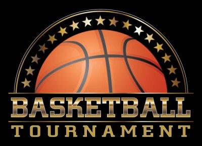 Obraz Turnaj v košíkové