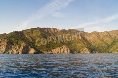 Obraz Typy tureckého pobřeží Černého moře