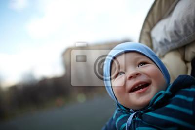 Usmívající se chlapec
