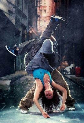 Obraz Vášeň taneční pár.