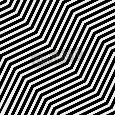 Obraz Vektorové bezešvé vzor. Moderní stylový textura.