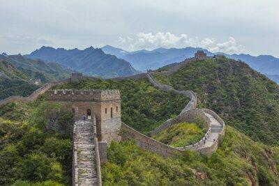 Obraz Velká čínská zeď Jinshanling
