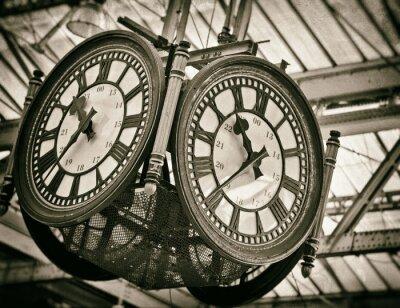 Obraz Velké hodiny