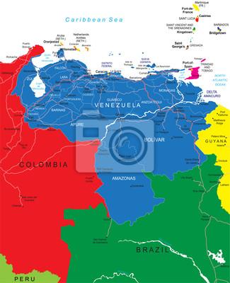 Venezuela mapa