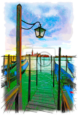 Venice FONAR bereg