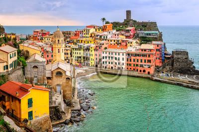 Vernazza, Cinque Terre, Itálie