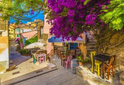 Obraz Vesnice Capoliveri, ostrov Elba, Toskánsko.