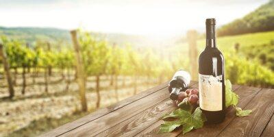 Obraz víno