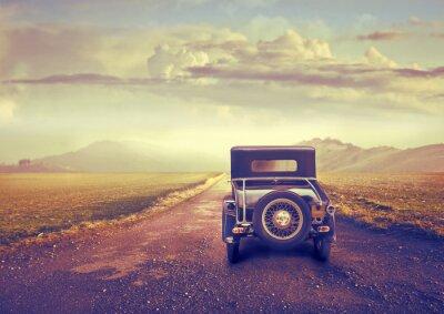 Obraz Vintage cestovní