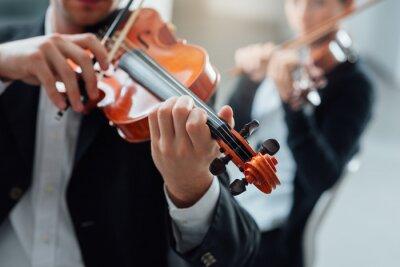 Obraz Violin duet výkon