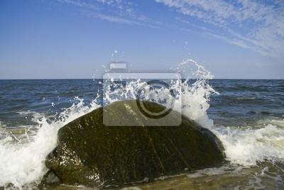 Vlny na kámen