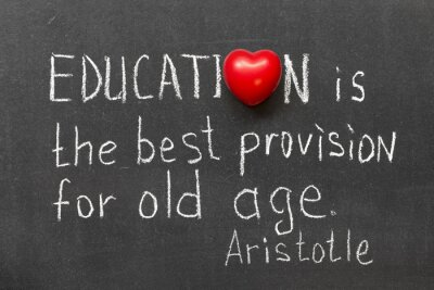 Obraz vzdělávání je