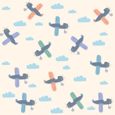 Obraz Vzor letadla