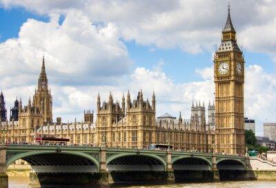Obraz Westminster view