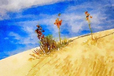 Obraz White Sands