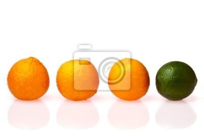 Wyróżniający się owoc