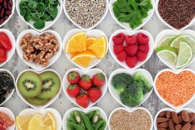 Obraz Zdravé srdce Jídlo
