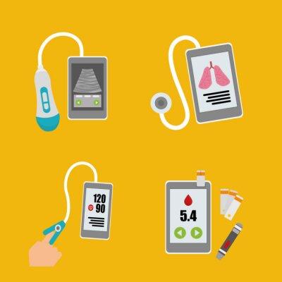 Obraz Zdravotnická technika designu