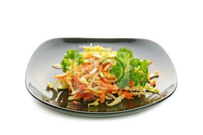 Zdravý salát